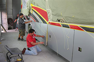 Almaden Rv Service Amp Repair Rv Auto Body Amp Paint San Jose